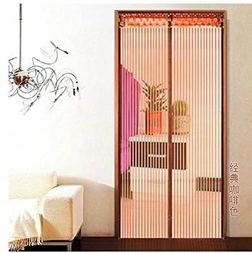 Interessant Fliegengitter Tür Insektenschutz Magnet Fliegenvorhang 12 Größe  FJ87