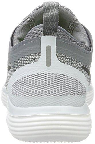 Nike Womens Free Rn Distanz 2 Laufschuh Cooles Grau / Schwarz-Wolfgrau-Stealth