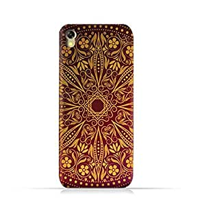 Infinix Hot 5 X559 TPU Silicone Protective Case with Floral Pattern 1201