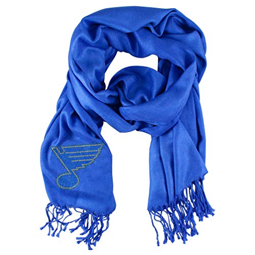 NHL St. Louis Blues Pashi Fan Scarf (Louis Blues Fan)