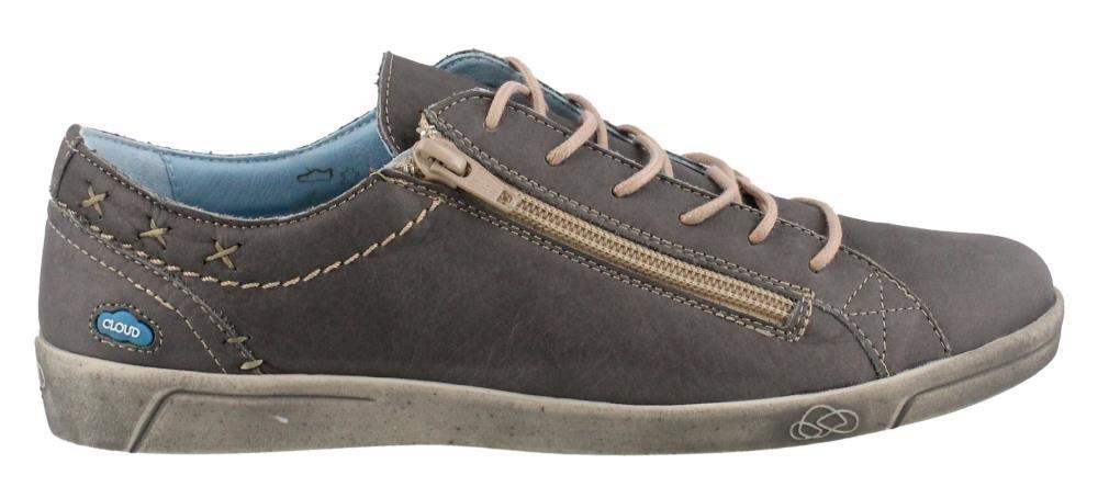 Cloud Footwear Women's Aika Fashion Sneaker B075Y28RCF 39 M EU Dark Grey