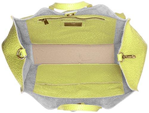 Mujer Amarillo Yellow Bolso Chicca De Borse 8622 Hombro yellow wzqBRXq