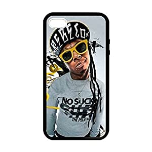 Lil Wayne pattern Image 4 Case Cover Hard Plastic Case tive Iphone 4s / Iphone for Iphone 4 4sprotec