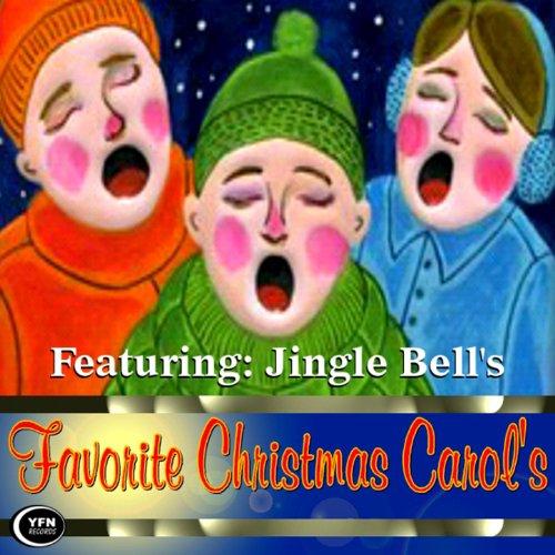 Favorite Christmas Carol's -