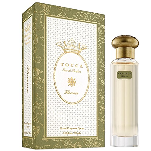 TOCCA Spray Travel Florence Eau De Parfum Fragrance 0.68oz