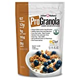ProGranola 12g VeganⓋ Protein Cereal Cinnamon Cluster (1 Net Carb : Gluten-Free : Grain-Free : Soy Free) (15 Servings)