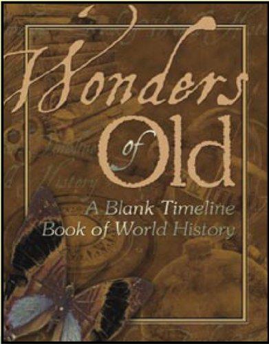 Wonders of Old Timeline Book *OP (Misc Homeschool)