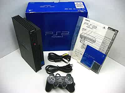 Amazon Com Playstation 2 Scph 10000 Console Japanese