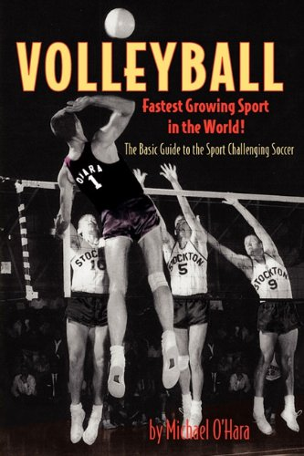 Download Volleyball Fastest Growing Sport in the World pdf epub