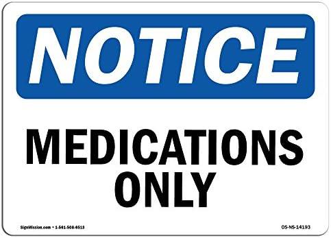Amazon.com: OSHA aviso | Letrero De Heavy Duty cartel o ...