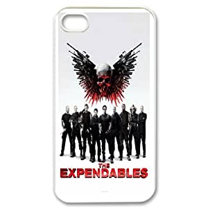 Personalized Creative The Expendables For iPhone 4,4S LOSQ245767