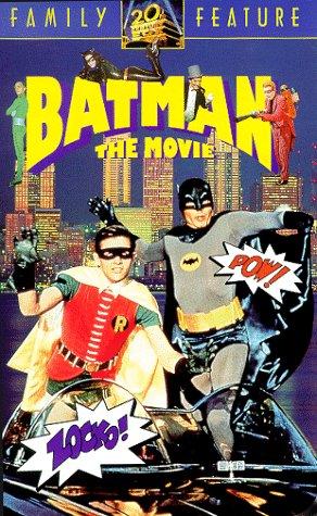 Batman - The Movie [VHS]