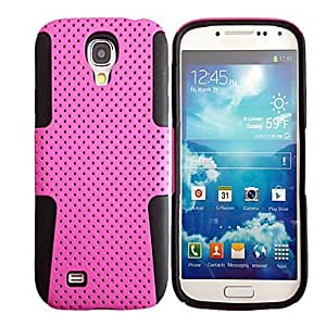 2-in-1 Simple Grid Case for Samsung S4 i9500