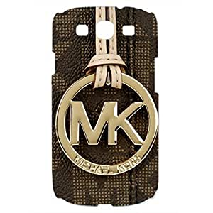 Samsung Galaxy S3 Case TPU,Michael Kors MK Luxury Black Print Blackbrry z10 Phone Case,The Phone Case Cover For Samsung Galaxy S3