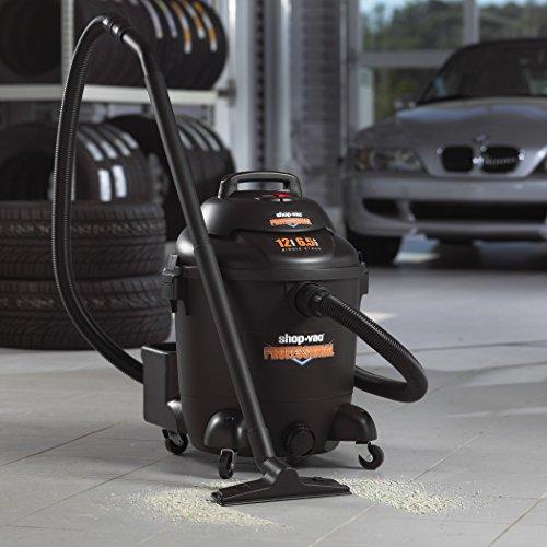 Shop-Vac 9621210 Professional Commercial Duty Vacuum - 12 Gallon Capacity by Shop-Vac (Image #4)