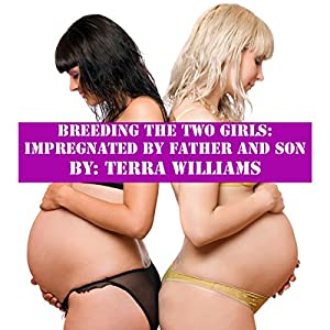 Breeding the Two Girls Audiobook