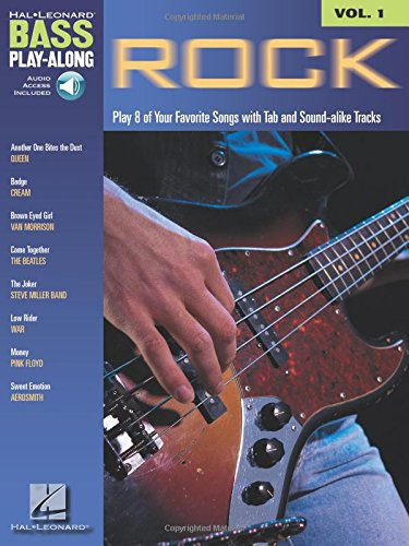 g Volume 1 (Hal Leonard Bass Play-Along) (Bass 1 Songbook)