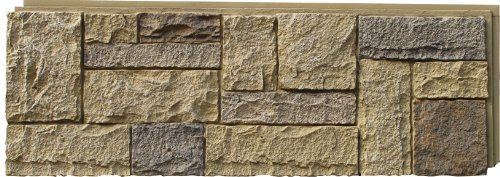 (NextStone Castle Rock Panel Windsor Buff (4 Panels Per Box)(16.12 Sq. Ft. Per Box))