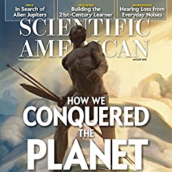 Scientific American, August 2015