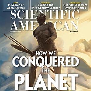 Scientific American, August 2015 Periodical