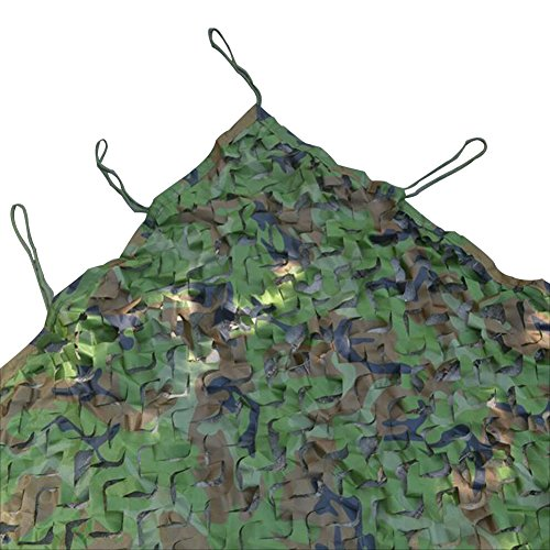 Cheap  PENGFEI Shading Net Outdoor Jungle Camouflage Colour Camping Cloth Breathable Dust-Proof Shade..
