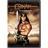 Conan: The Complete Quest (Conan The Barbarian/Conan The Destroyer) [Import]