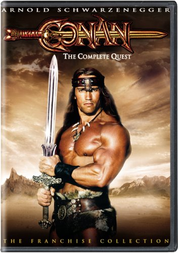 Conan - The Complete Quest [DVD] - Seller:  - New / Nuevo (H)