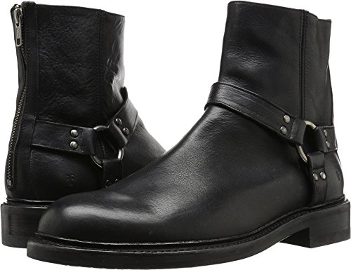 FRYE Men's Walt Harness 9M US Black ()