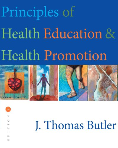 Principles of Health Education and Health Promotion (Wadsworth's Physical Education Series)