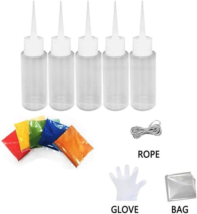 YUYAOSH - Kit de tinte para teñir en frío con tinte reactivo ...