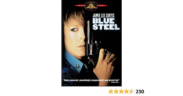 Blue Steel [USA] [DVD]: Amazon.es: Jamie Lee Curtis, Ron ...