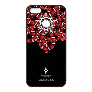 iPhone 4 4s funda Negro [KHOAOKOFK5392] CUSTOM MARCELO BURLON tema el iPhone 4 4s funda