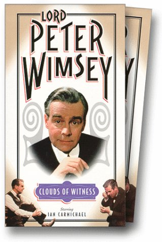Lord Peter Wimsey: Clouds of Witness [VHS]