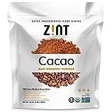 Zint Organic Cacao Powder (32 oz): Raw Non-Alkalized Chocolate With Powerful Antioxidants and Resveratrol …