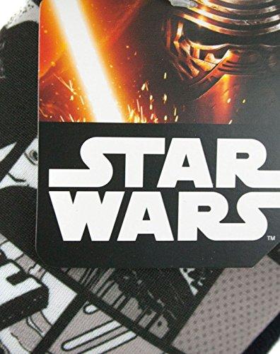 Star Wars Comic Panels Men's Slippers