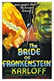 Bride Of Frankenstein Movie Poster 24x36