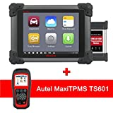 Autel MaxiSys Pro MS908P Automotive Diagnostic Scanner Tool with ECU Programming and J2534 Reprogramming for BMW and Benz + TS601 TPMS Tool