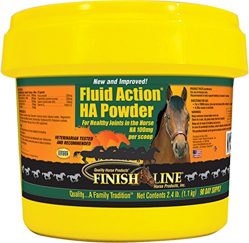 FINISH LINE Fluid Action Ha Joint Therapy Powder 2.4 LB ()