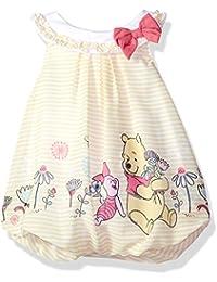 Baby Girls Pooh Bubble Romper