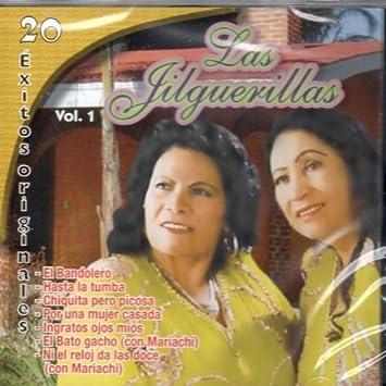 unknown - LAS JILGUERILLAS 20 EXITOS ORIGINALES VOL 1 (2011-05-04) - Amazon.com Music