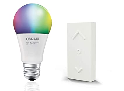 Osram smart rgb led mit fernbedienung zigbee led lampe e mit