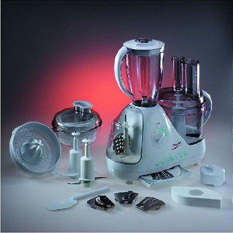 Solac n255 a2 Robot de cocina Compact 600 W: Amazon.es: Hogar