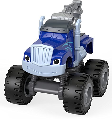Fisher-Price Nickelodeon Blaze & the Monster Machines, Tow Truck Crusher from Fisher-Price