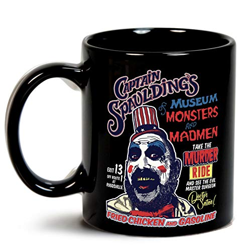 Captain Spaulding's Museum of Monsters and -