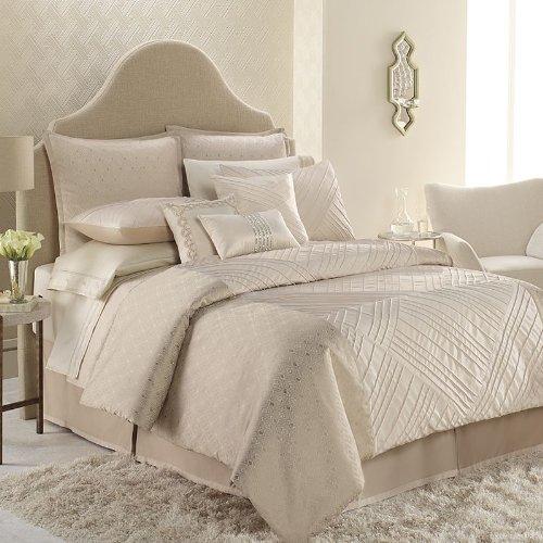 Jennifer Lopez Porcelain Queen 4 Pc Comforter Set with Shams