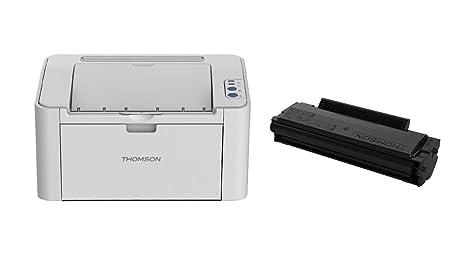 Thomson TH-2500 - Impresora láser Monocromo (23 ppm, Wi-Fi ...