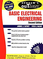 Schaum's Outline of Basic Electrical Engineering (Schaum's Outline Series)