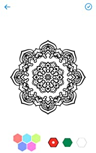 Mandala: Color By Number from Lost68