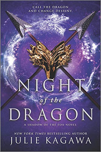 Book Cover: Night of the Dragon