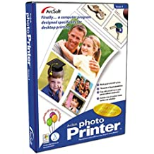 Arcsoft PhotoPrinter 4 (Windows/Macintosh)